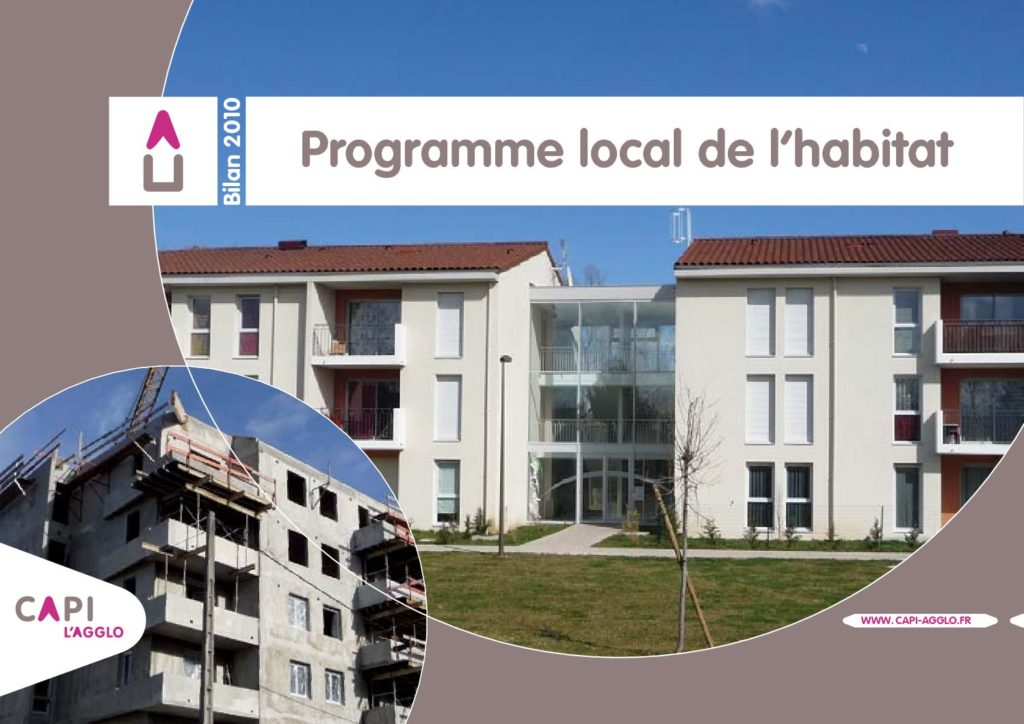 Programme local de l'habitat 2010