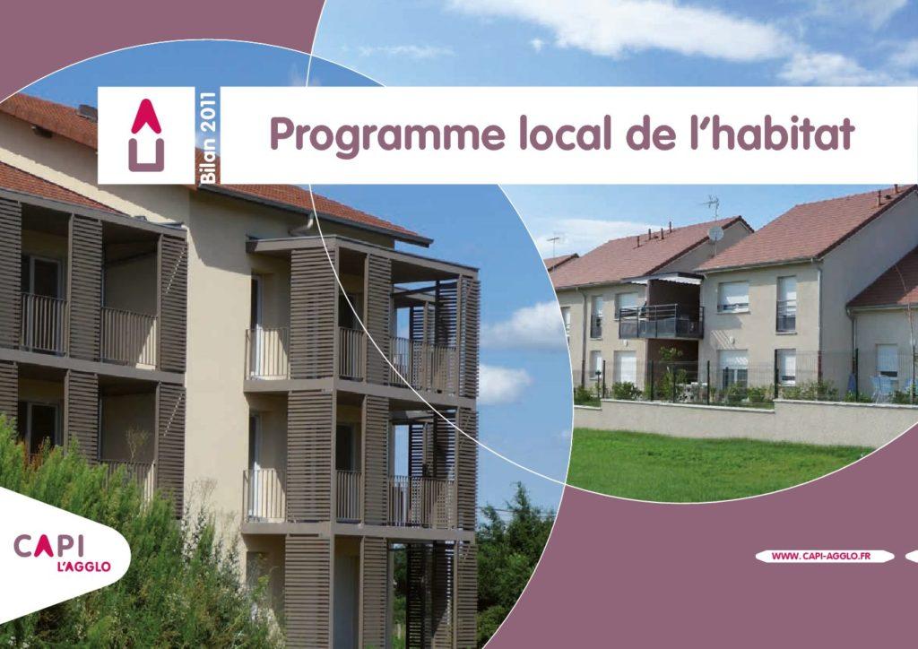 Programme local de l'habitat 2011