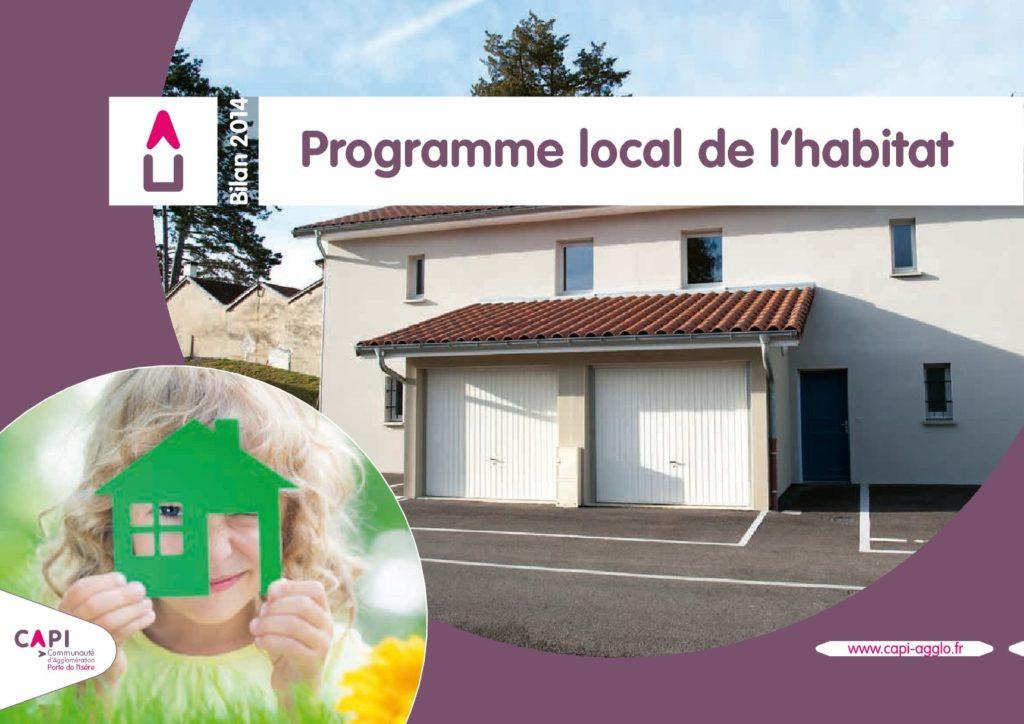 Programme local de l'habitat 2014