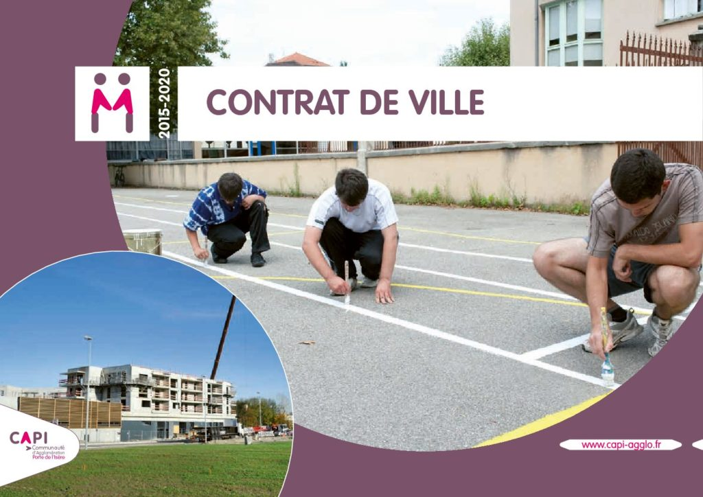 CONTRAT DE VILLE