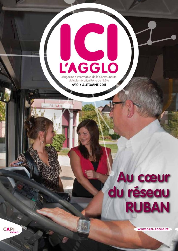 Magazine ICI L'AGGLO N°10