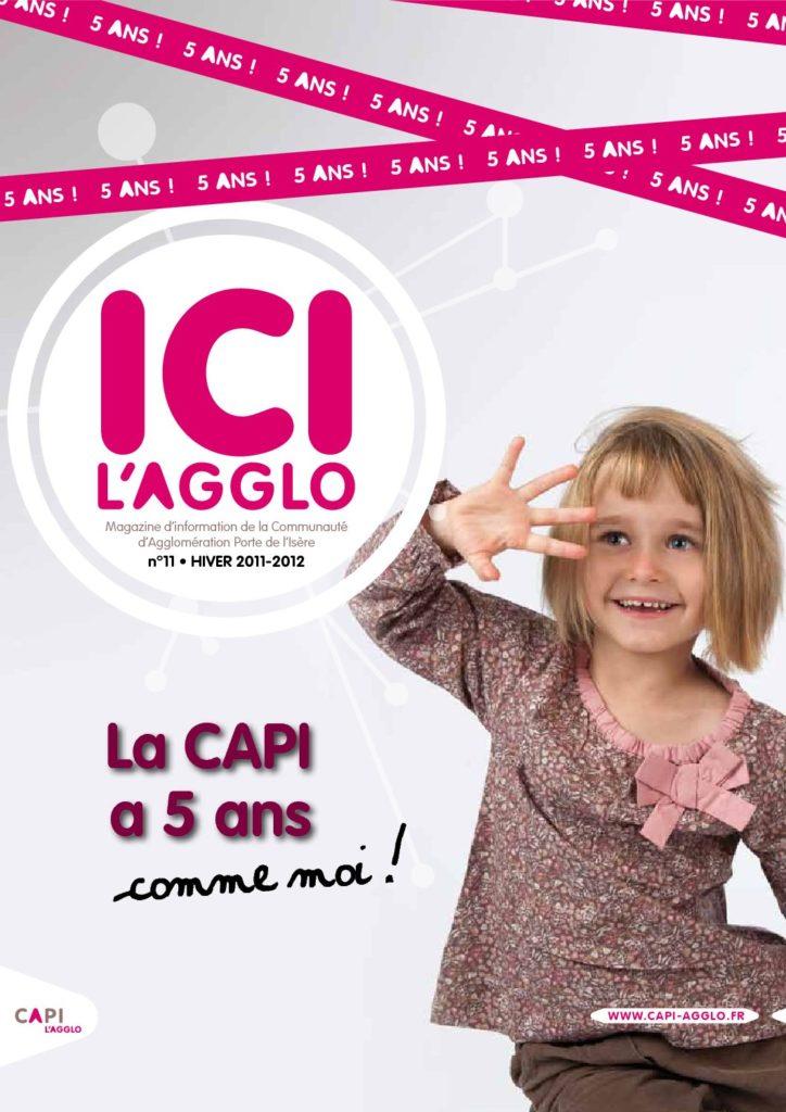 Magazine ICI L'AGGLO N°11