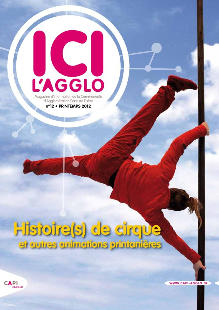 Magazine ICI L'AGGLO N°12