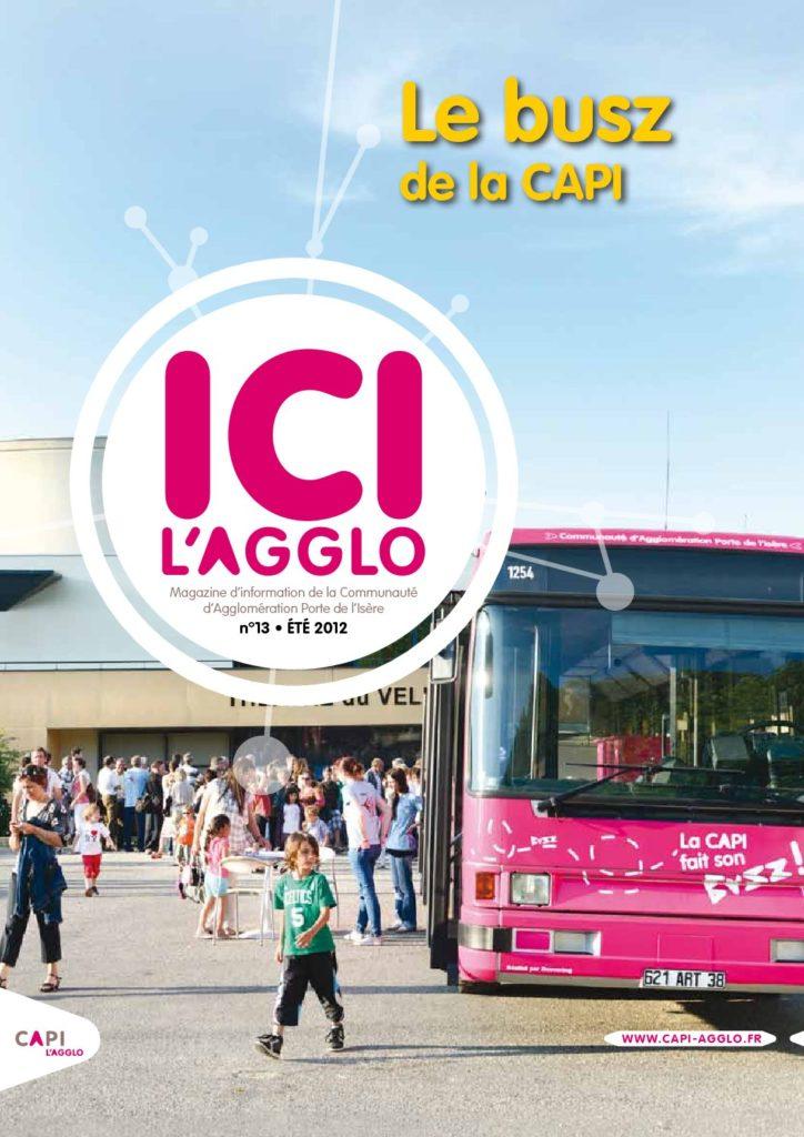 Magazine ICI L'AGGLO N°13