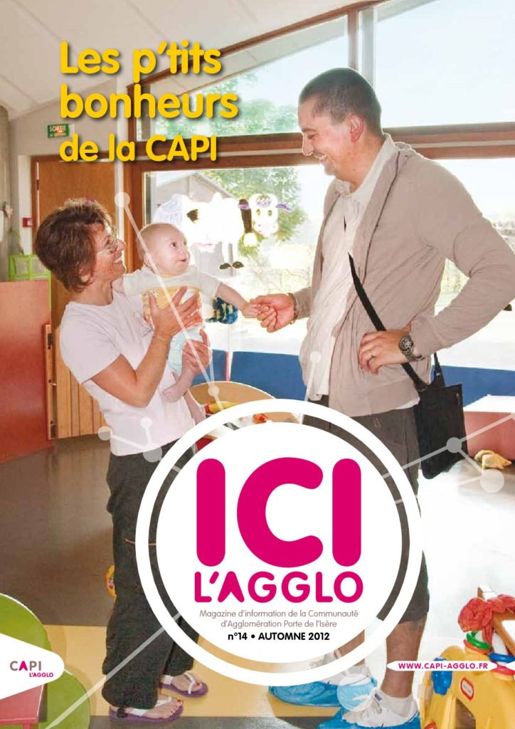 Magazine ICI L'AGGLO N°14