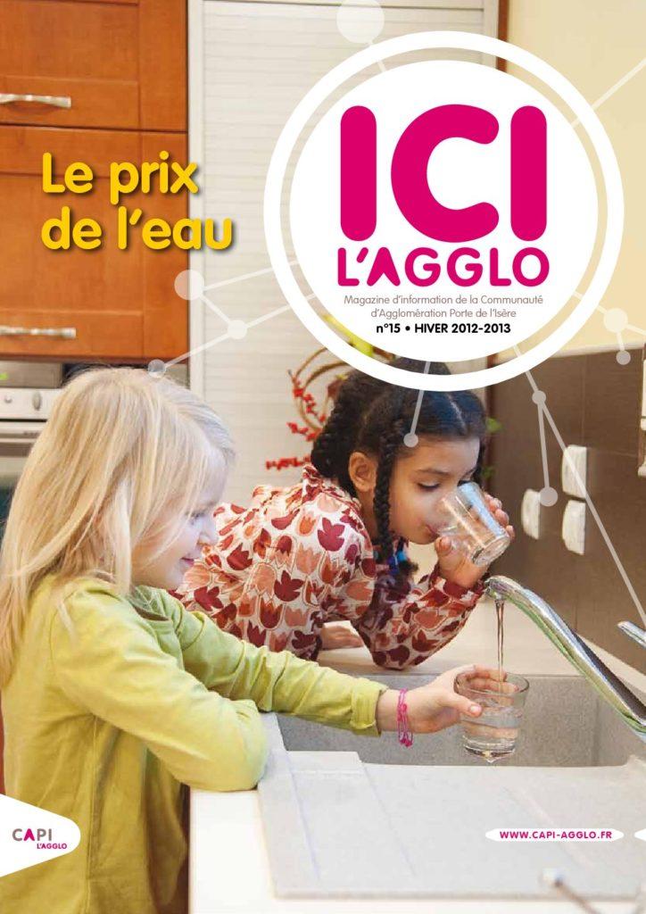 Magazine ICI L'AGGLO N°15