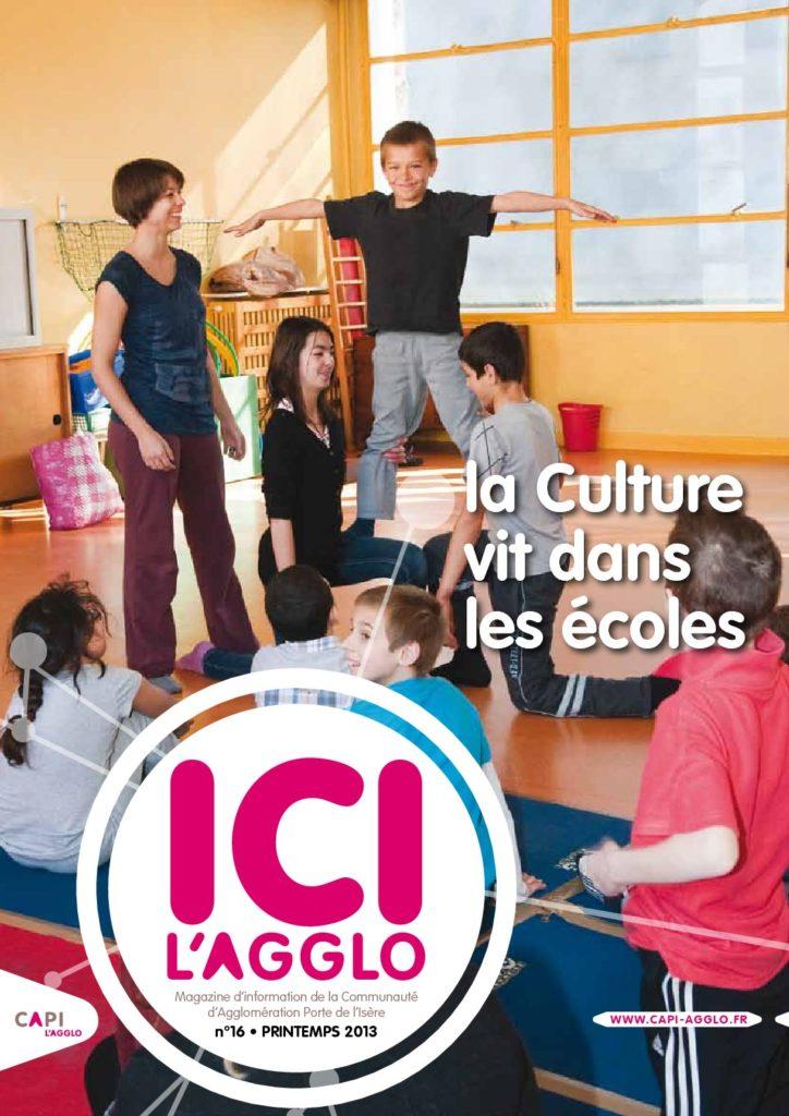 Magazine ICI L'AGGLO N°16