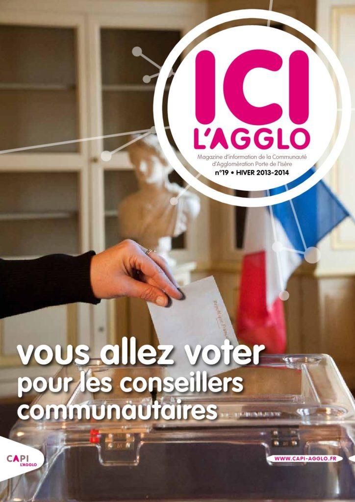 Magazine ICI L'AGGLO N°19