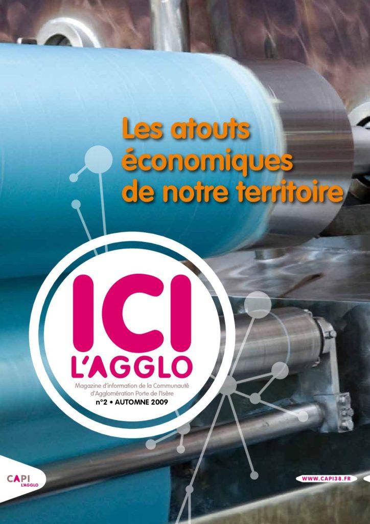 Magazine ICI L'AGGLO N°2