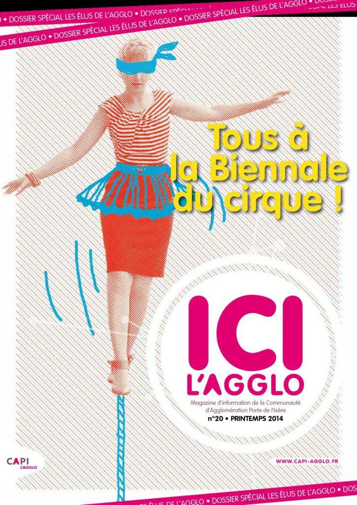 Magazine ICI L'AGGLO N°20