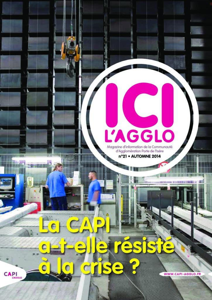 Magazine ICI L'AGGLO N°21