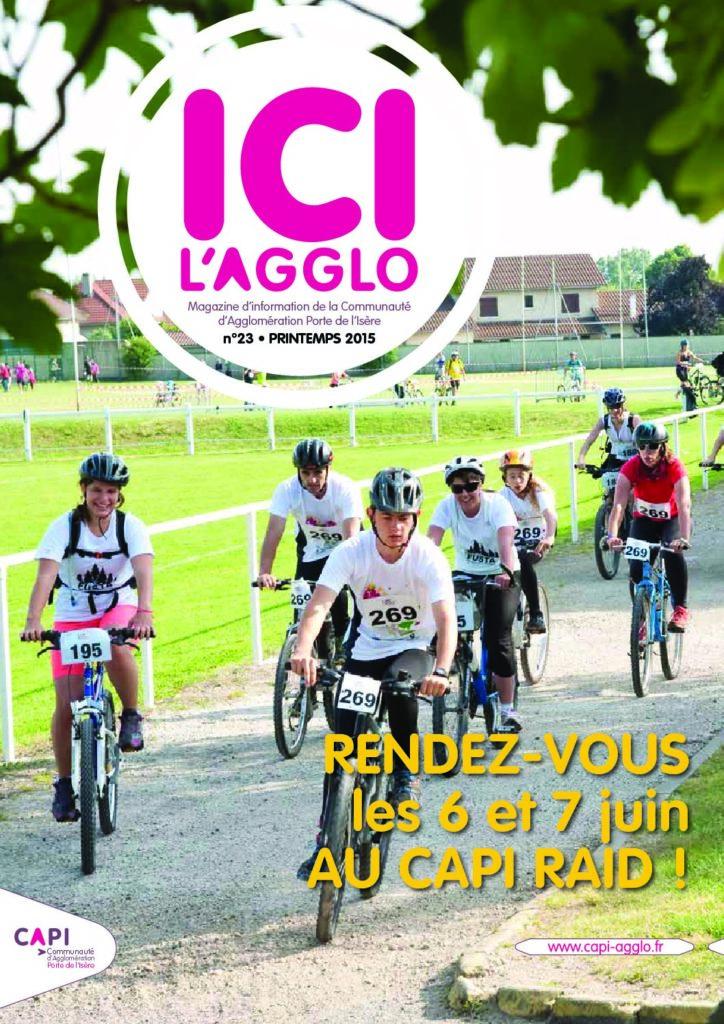 Magazine ICI L'AGGLO N°23