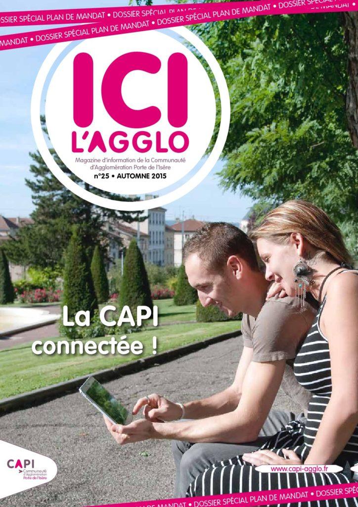 Magazine ICI L'AGGLO N°25
