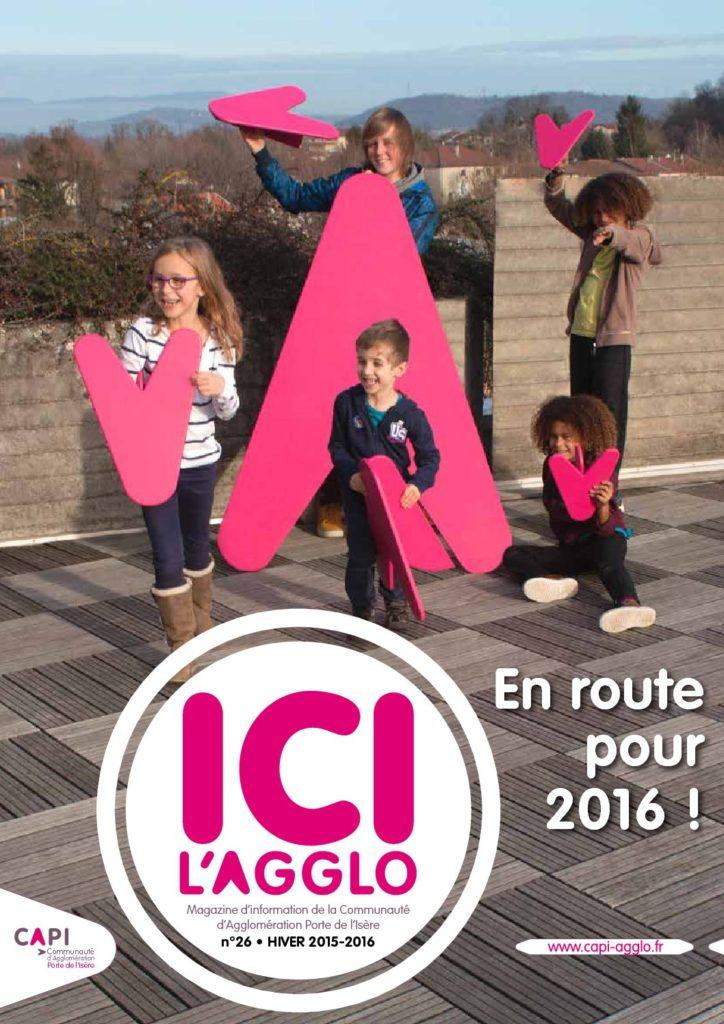 Magazine ICI L'AGGLO N°26
