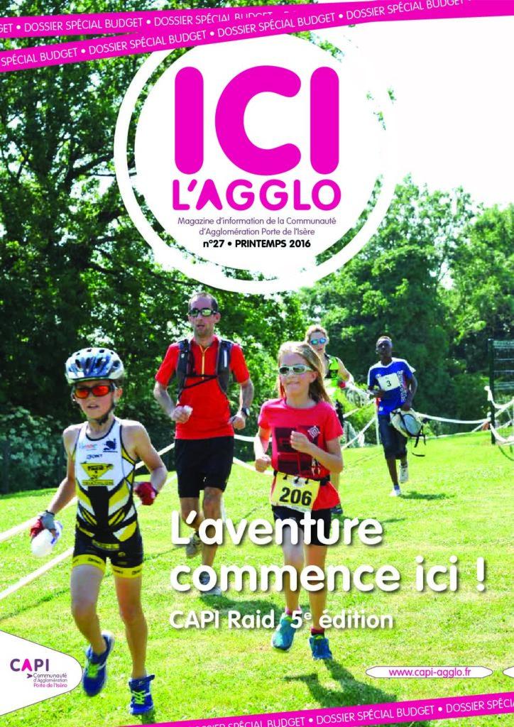 Magazine ICI L'AGGLO N°27