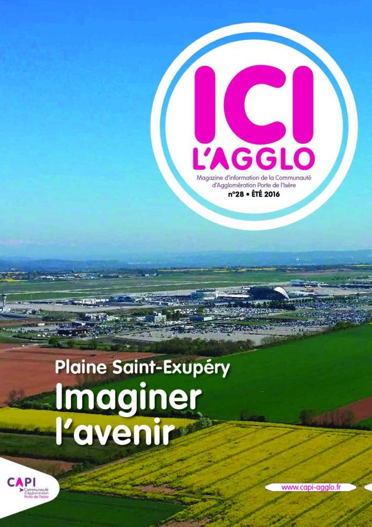 Magazine ICI L'AGGLO N°28