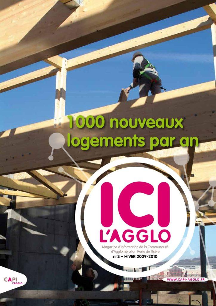 Magazine ICI L'AGGLO N°3