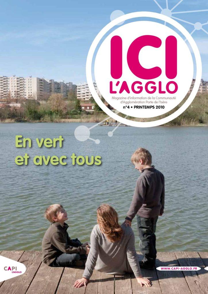 Magazine ICI L'AGGLO N°4