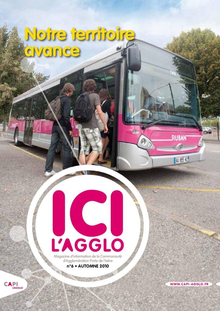 Magazine ICI L'AGGLO N°6