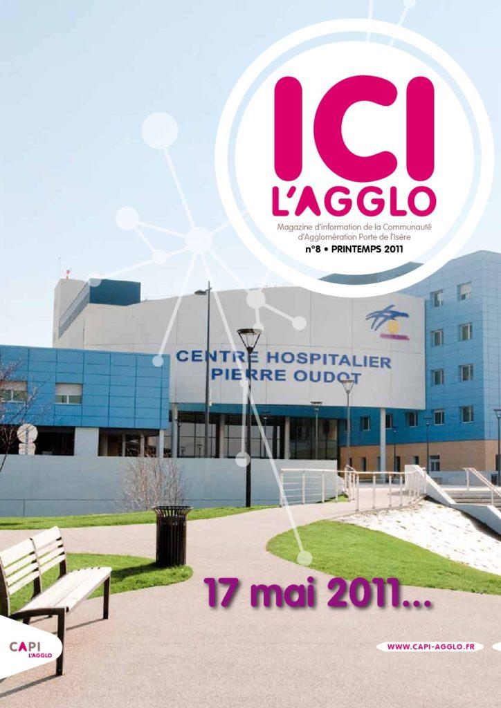 Magazine ICI L'AGGLO N°8