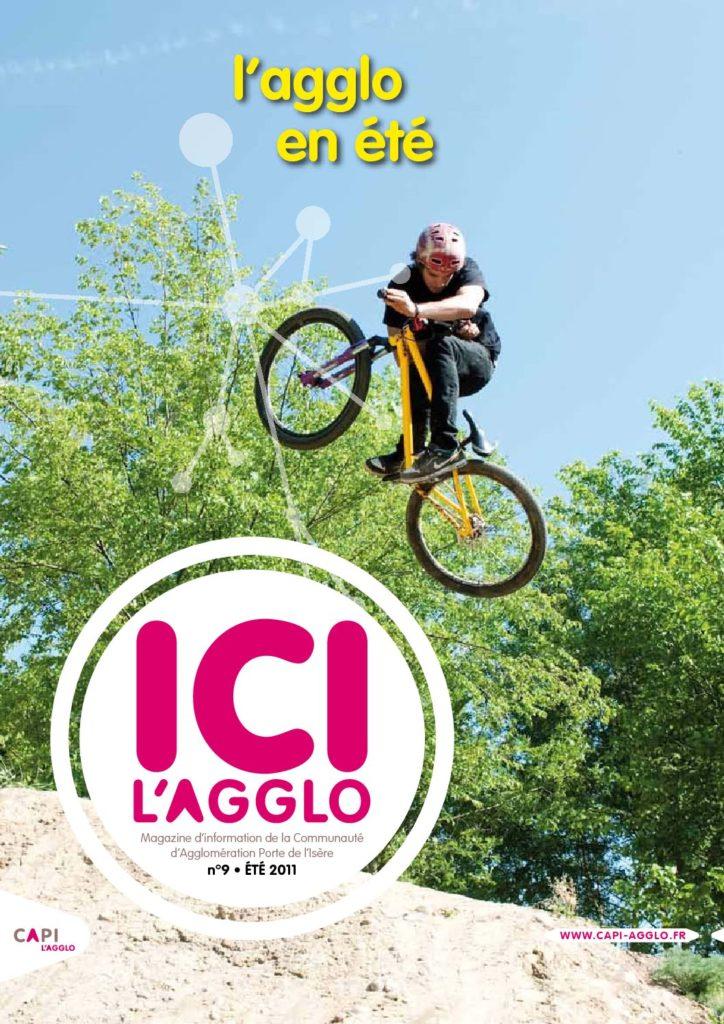 Magazine ICI L'AGGLO N°9