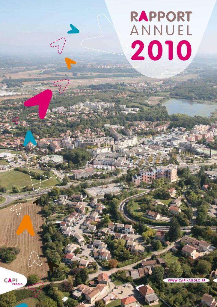 Rapport annuel CAPI 2010