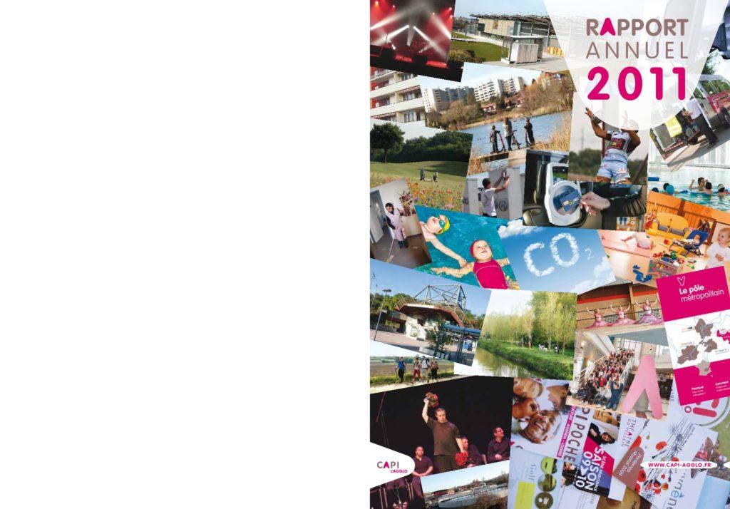 Rapport annuel CAPI 2011