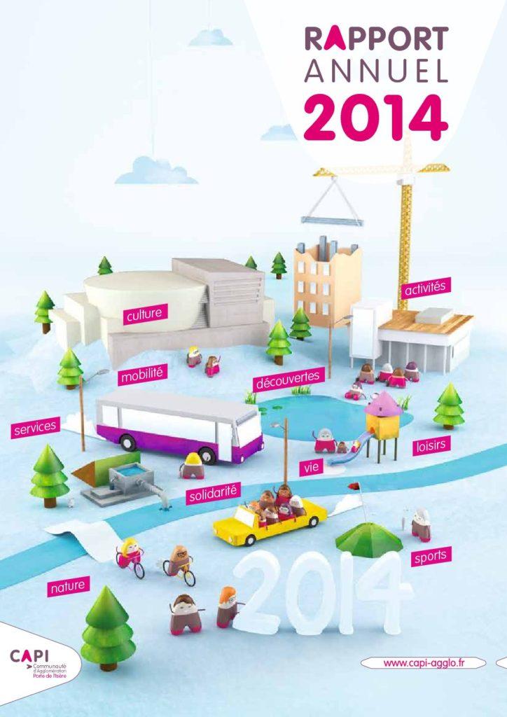 Rapport annuel CAPI 2014