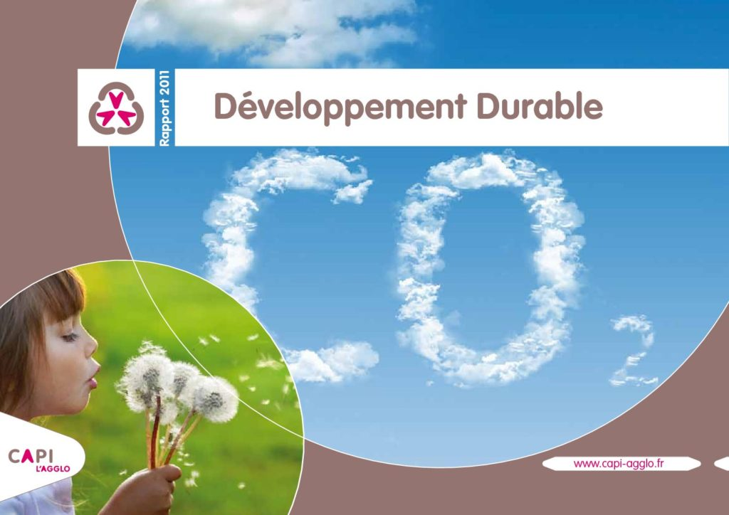 Rapport développement durable 2011