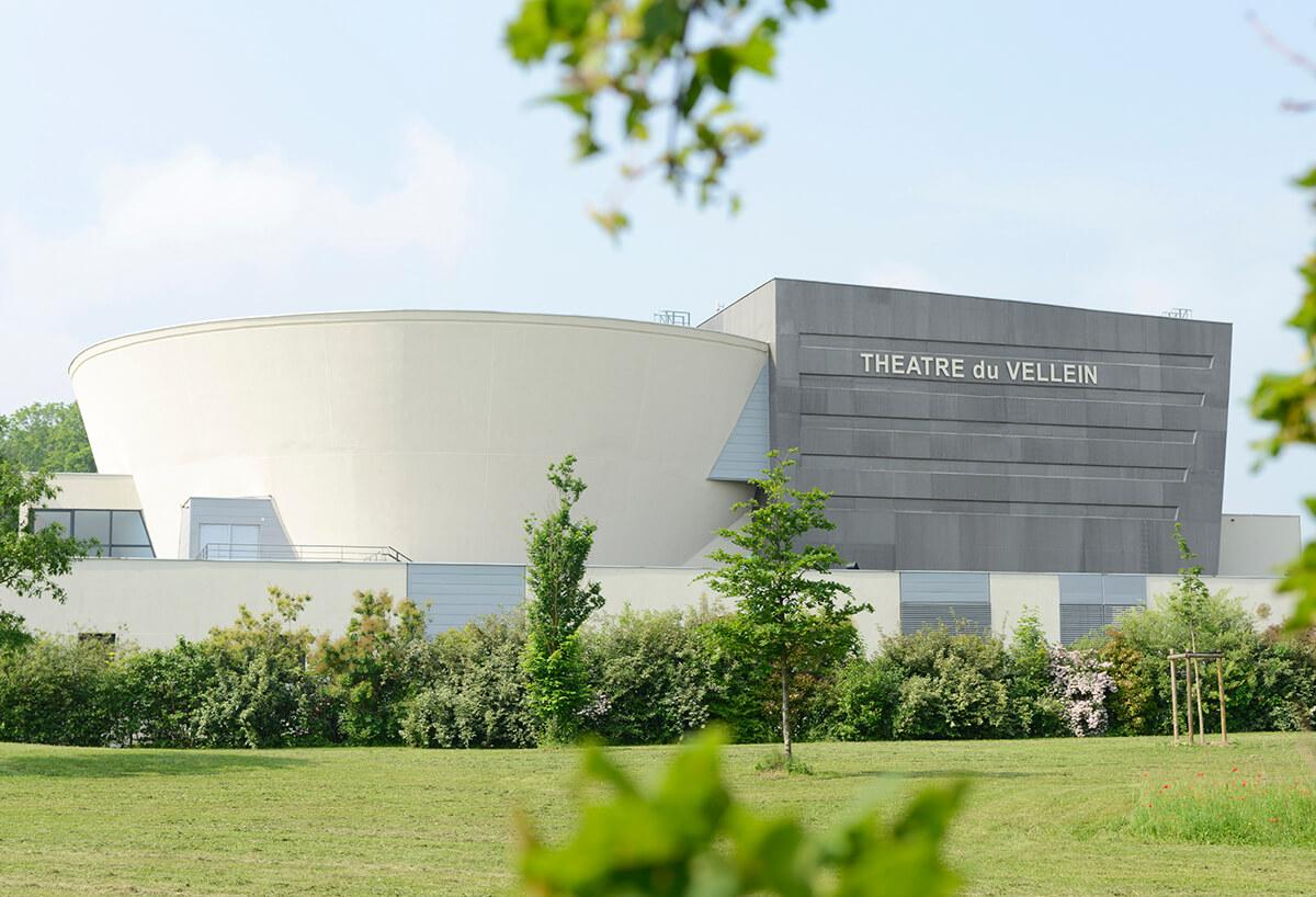 Theatre du Vellein CAPI©C.Chevallier - CAPI