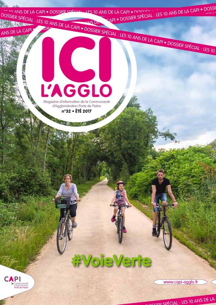 Magazine ICI L'AGGLO N°32