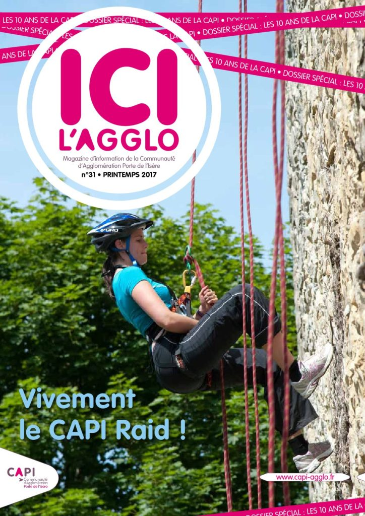 Magazine ICI L'AGGLO N°31