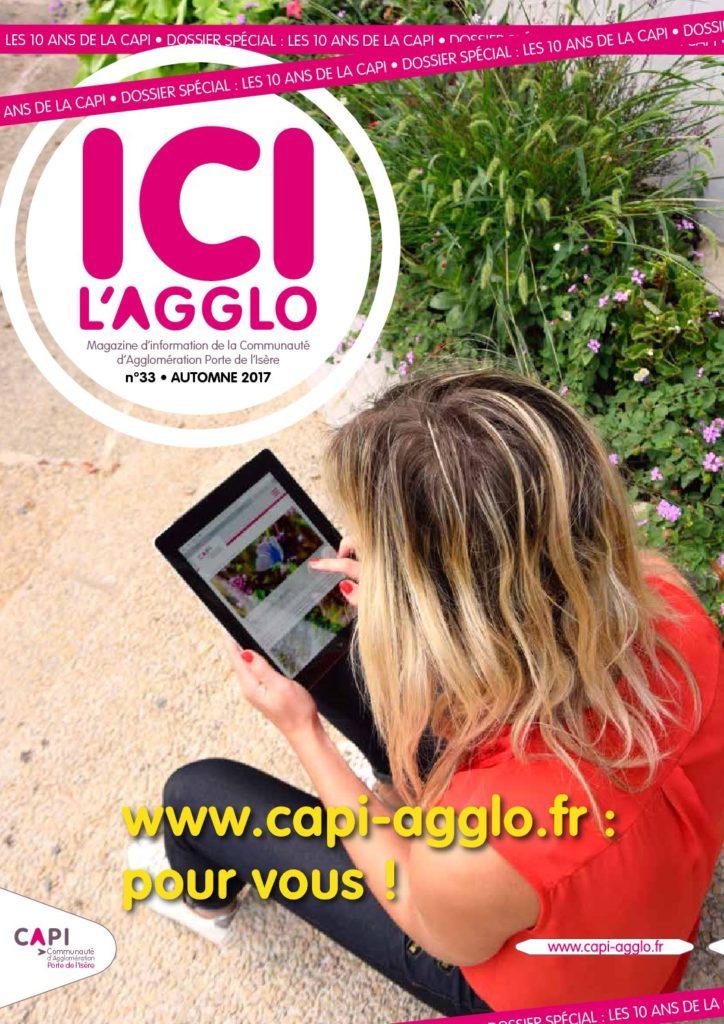 Magazine ICI L'AGGLO N°33
