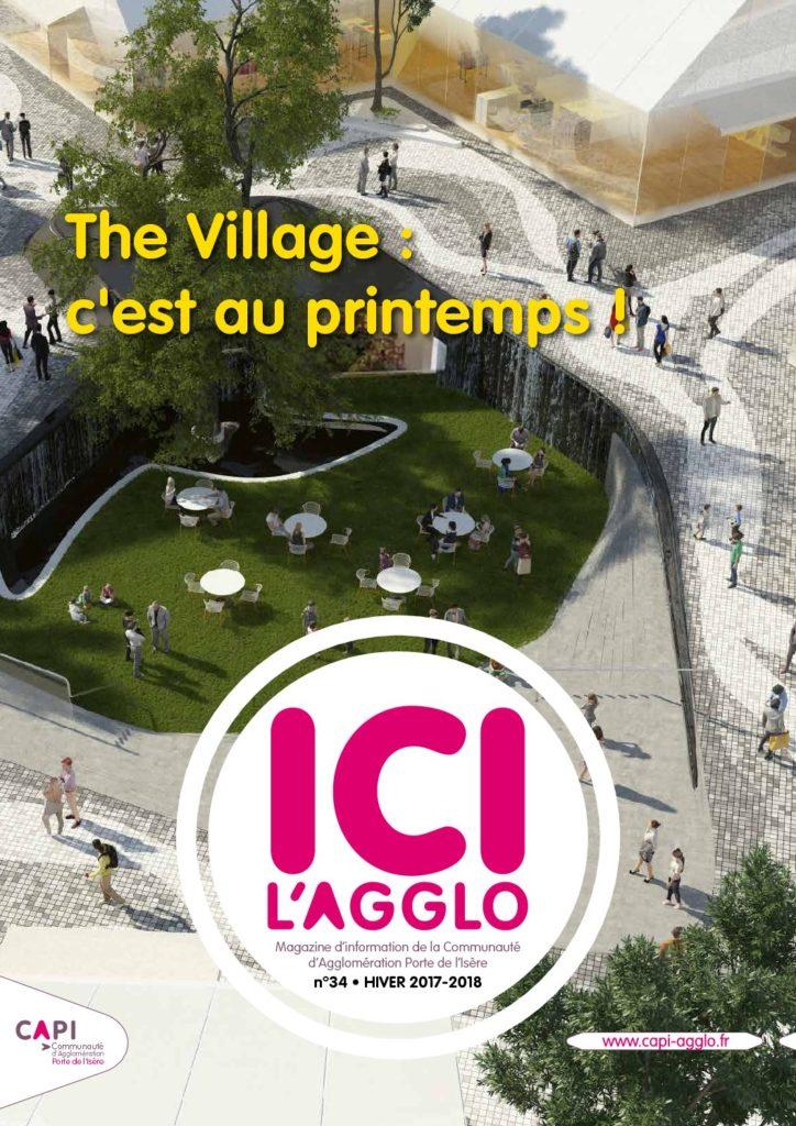 Magazine ICI L'AGGLO N°34