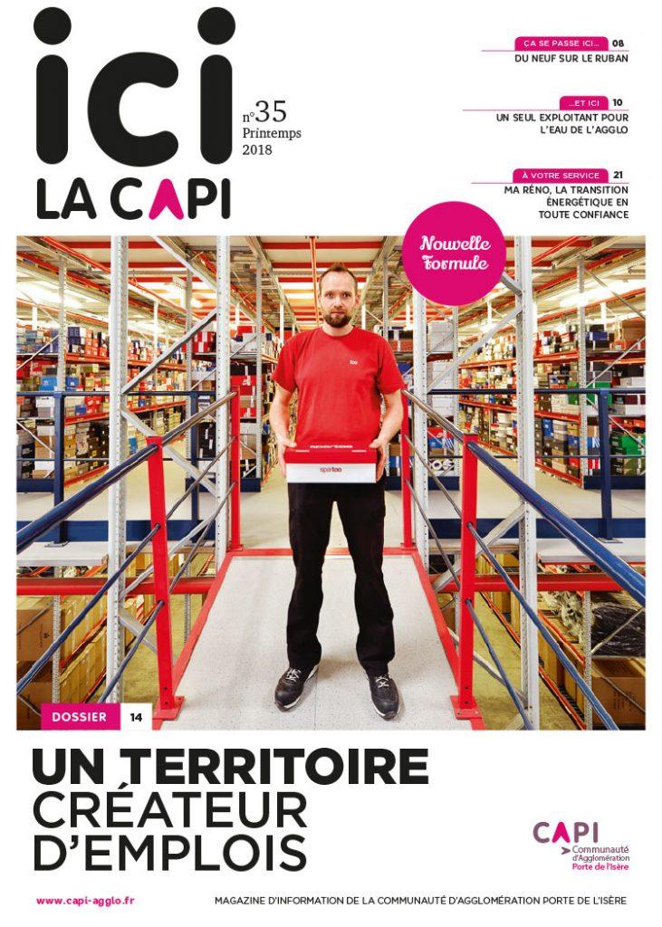Magazine ICI LA CAPI n°35