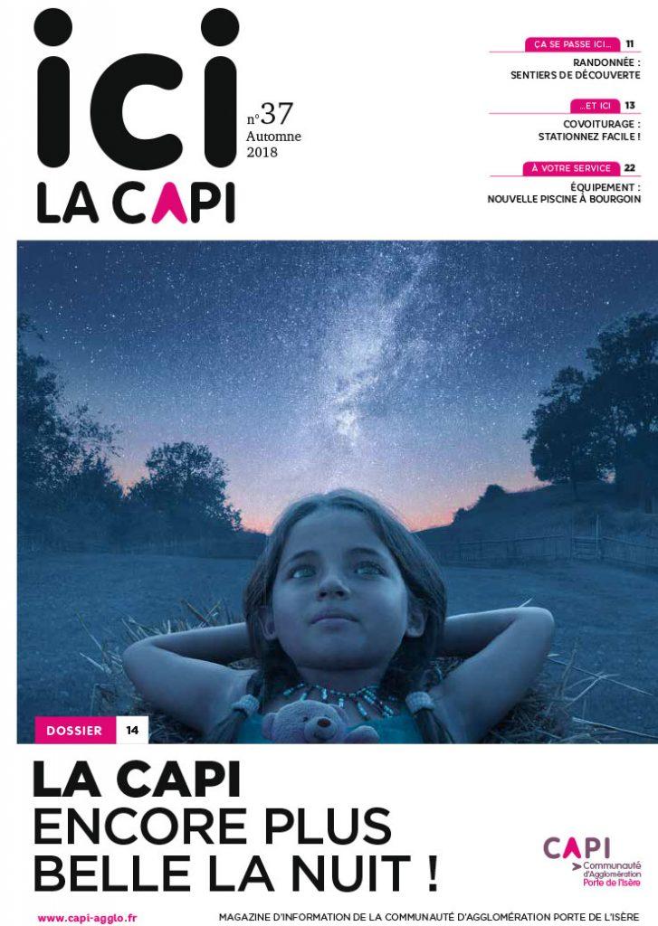 Magazine ICI LA CAPI n°37