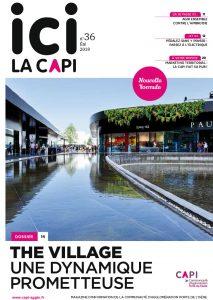 Magazine ICI LA CAPI n°36