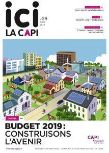 Magazine ICI LA CAPI n°38
