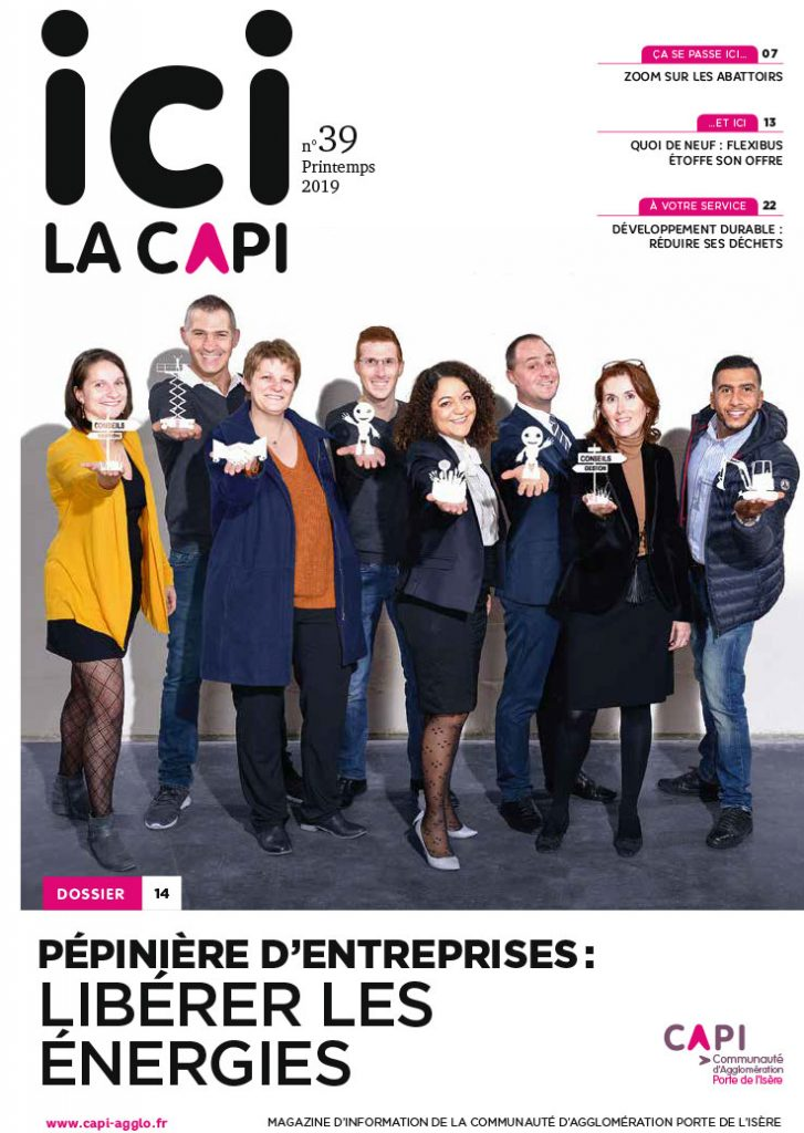 Magazine ICI LA CAPI n°39