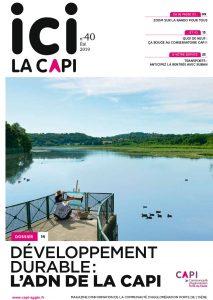 Magazine ICI LA CAPI n°40