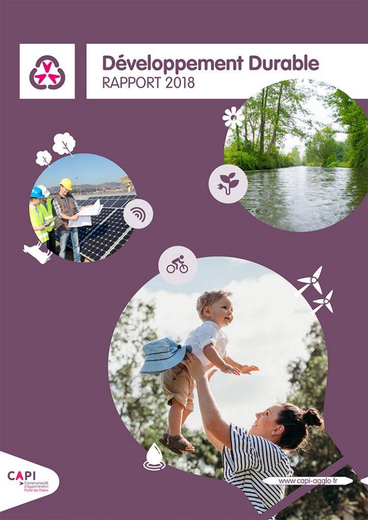 Rapport développement durable CAPI 2018