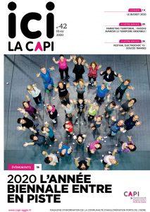 Magazine ICI LA CAPI n°42