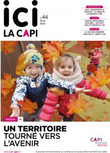 Magazine ICI LA CAPI n°44