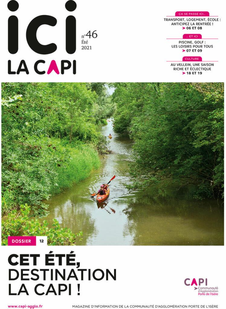 Magazine ICI LA CAPI n°46