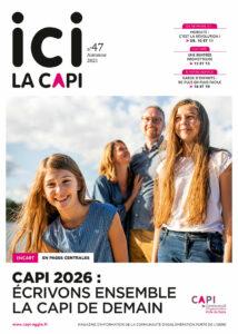 Magazine ICI LA CAPI N°47